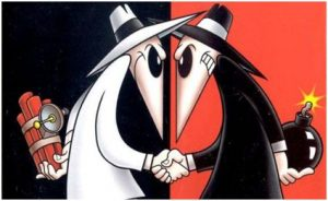 Spy vs Spy Bron: villians.wikia.com